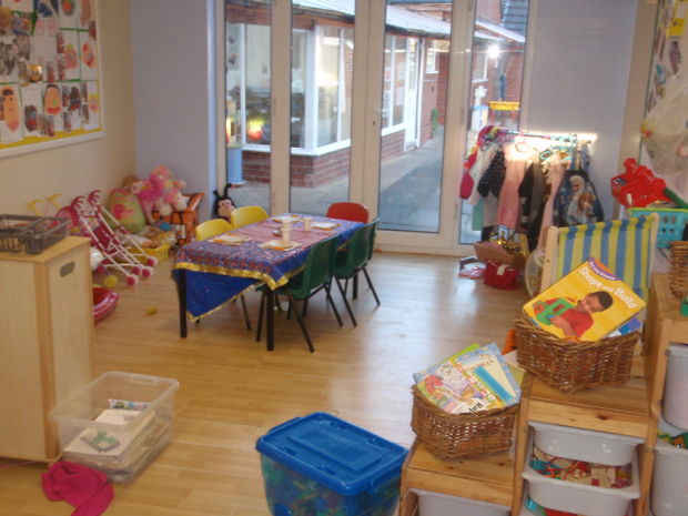 Enjoy up to 30 hours free childcare at our Liverpool Nursery