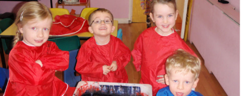 Free places for 3 and 4 year old at our Liverpool Day Nursery