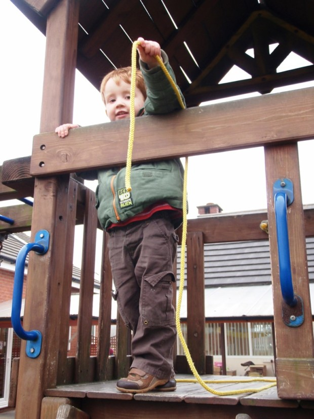 Safety at our Day Nursery in Liverpool