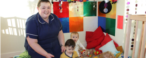 Road Safety Week at our Liverpool Day Nursery