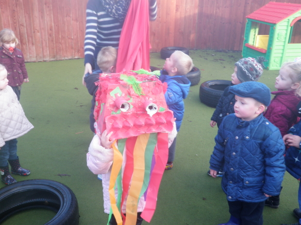 Chinese New Year at our Day Nursery in Liverpool