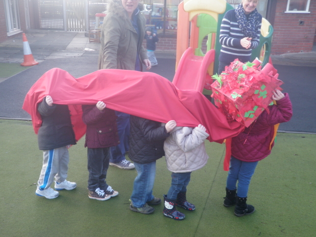 Capture Education at our Liverpool Day Nursery