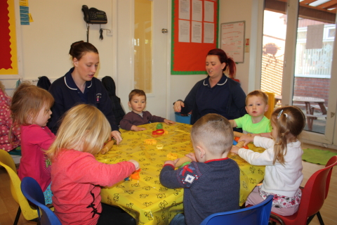Liverpool Day Nursery Free Grant Places