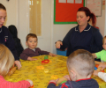 Shift Work rotas at our Liverpool Day Nursery