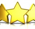 Five Stars Awarded!