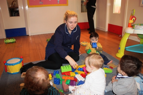 Liverpool Day Nursery provide the best baby care