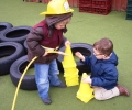 Outdoor Play at our Liverpool Day Nursery