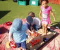 Summer sun at our Liverpool Day Nursery