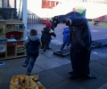 Encouraging outdoor learning at our Liverpool Day Nursery