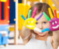 Teaching your child language skills at our Liverpool Day Nursery